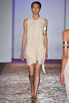 Kimberly Ovitz Spring 2013 Ready-to-Wear Collection Slideshow on Style.com