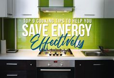 Cooking at home can't be helped especially if you particularly love to cook your own food and you have a big family to feed. However, this doesn't have to mean huge electric bills. Here are some tips for you to enjoy your time in the kitchen without worrying about the bills at the end of the month.