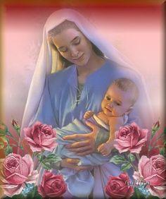 IMAGENES RELIGIOSAS: Imágenes de Virgen María 2