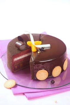 "Verdade de sabor: Торт ""Дэнси"" / Torta ""Dancy"""