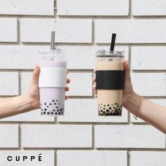 ONE SIZE FITS ALL   The only tumbler you'll ever need.   Cuppé is the first and only reusable bubble tea tumbler in Australia that comes with a single lid only so you won't have to travel with two lids 😌  Our tumbler is customised to be leak resistant for lasting drinking pleasure on-the-go, with a dual-use lid to complement your everyday routines ✨ Bubble Tea, One And Only, Tumbler, Drinking, Australia, Travel, Beverage, Viajes, Drinkware
