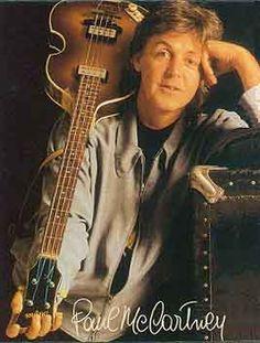 Paul McCartney's Basses