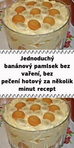 Filo Pastry, Sweet Recipes, Ham, Oatmeal, Food And Drink, Pudding, Lunch, Breakfast, Desserts