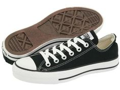 Converse Chuck Taylor All Star Shoes BLACK 13 « Impulse Clothes