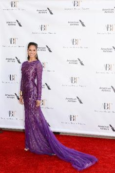 Misty Copeland at the American Ballet Theatre's Spring Gala