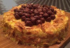 Spansk påskekake Frisk, Baking, Desserts, Recipes, Tailgate Desserts, Deserts, Bakken, Backen, Dessert