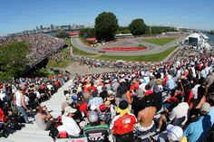 Circuit Gilles Villeneuve in Montreal, QC