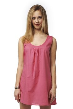 cotton, this slip can be worn under that slightly sheer dress, or is the perfect little nightie for those get away weekends! Sheer Dress, Resort Wear, Warm Weather, Knitwear, Cashmere, Cover Up, Tank Tops, Sweaters, How To Wear