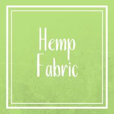 Hemp Fabric #hemp #hempfabric #fashion Hemp Fabric, Fashion, Moda, Fashion Styles, Fashion Illustrations