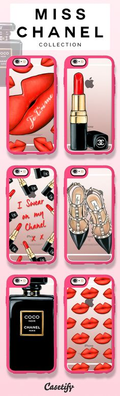 In order to be irreplaceable, one must always be different. Shop our Chanel collection by Miss Chanel Art here: https://www.casetify.com/misschanelart/collection | @casetify