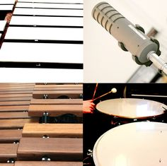 Four sessions for tuned percussion