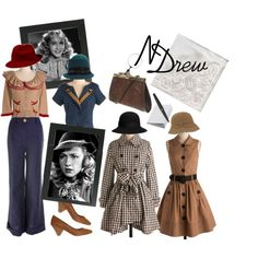 style Bess' Bag: Nancy Drew, I Love You! Accessorizing Your Leather-based: Nice concepts to brighten