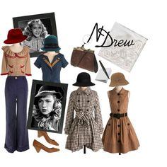 Nancy Drew Inspired Set
