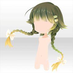 This Pin was discovered by Windeh ( Hair Illustration, Art Illustrations, Pelo Anime, Chibi Hair, Manga Hair, Hair Sketch, Cocoppa Play, Hair Reference, Character Design Animation