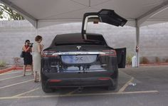 Tesla Model X Stronger Than Model S? Current Test Reveals Which #Tesla Is actually Quicker