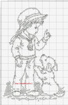 Cross Stitch Baby, Cross Stitch Charts, Cross Stitch Designs, Cross Stitch Patterns, Blackwork Embroidery, Cross Stitch Embroidery, Free Swedish Weaving Patterns, Crochet Patterns Filet, Cross Stitch Silhouette