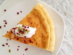 tarta de queso fácil y de aprovechamiento