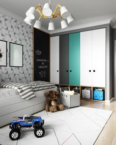 Kids Lighting Bedroom Ideas - Kamar anak - Lilly is Love