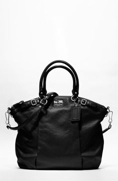 one of the better bags ive seen coming out of coach recently. i like.
