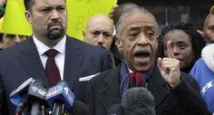 Sharpton Promises 'Season Of Civil Disobedience'
