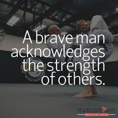 A #courageous man knows that he isn't the most courageous. Thanks @debeenjiujitsu.hq for allowing us to feature your photo. #brave #courage #perseverance #motivation #instagood #quote #quotes #quoteoftheday #quoteofthenight #quotetoponder #quotetoremember #martialarts #martialartsislife #martialartsmotivation #zendokai #mma #bjj #karate #jiujitsu #muaythai #boxing #kickboxing #taekwondo #kungfu #ufc #brazilianjiujitsu #judo #kravmaga
