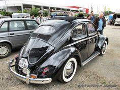 VW Käfer Beetle Oval Ragtop