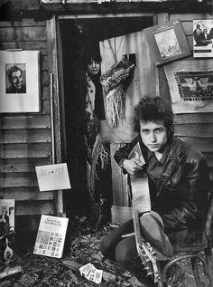 Bob Dylan ©Daniel Kramer