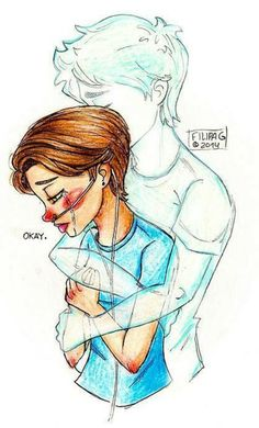 the fault in our stars, tfios, and augustus waters image Hazel Et Augustus, Augustus Waters, Fanart, Divergent Funny, Divergent Quotes, John Green Books, Star Quotes, Tfios, Star Wallpaper