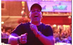 DJ Con Nalez – New time events Dj Events, Over Ear Headphones