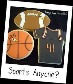 Nanny's Sugar Cookies LLC: Sports/Activities