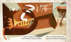 Partito in tromba by Riccardo Guasco