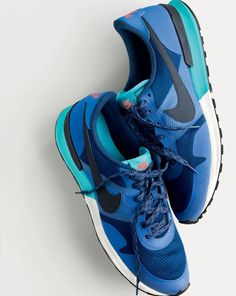 Nike for J.Crew vintage collection air pegasus '83. My first running shoe 1983.