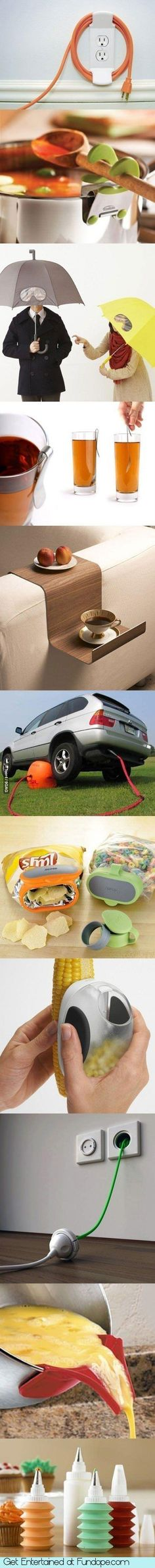 Useful and clever inventions