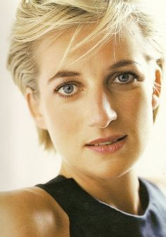 Princess Diana, 1997.