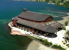 Teatro del Lago-Frutillar