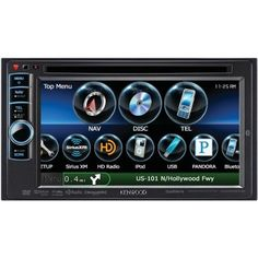 Kenwood DNX6190HD In-Dash 2-DIN Head Unit Car Stereo by Kenwood. $669.99. Garmin GPS Navigation System- DNX models offer the world's leading GPS navigation system by Garmin. With preloaded NAVTEQ map data of the United States and Canada, including Alaska, Hawaii and Puerto Rico, choose from different intuitive map view options including split-screen AV control.  Garmin GPS Navigation System - DNX models offer the world's leading GPS navigation system by Garmin....