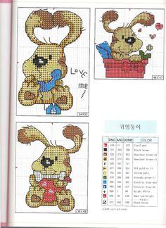 Gallery.ru / Фото #8 - Stitch Corea 2-2004 - patrizia61