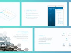 Industrial IoT Corporate Website Design and Animation by Sasha Turischev #Design Popular #Dribbble #shots