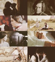 Jane Eyre (2006) This is the best one yet. I have watched all way back to 1934--every woman alive needs a Mr. Rochester.Catch it on you-tube.