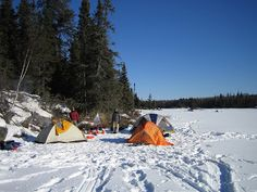Go Winter Camping in Canada
