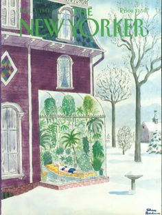 Charles Addams | The New Yorker Covers