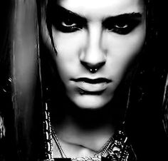 Bill Kaulitz...god, he is a god...
