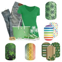 St. Patrick's day is coming! Do you have your green ready? I love this fun holiday. I've got got quite the menu planned too.  Corned Beef and cabbage, potatoes and carrots. And green jello AND for the leftover we will be eating Ruben sandwiches.  Sorry, I know this is JAMBERRY, but everyone has to eat! :P  I'll be applying my Shamrockin' wraps TONIGHT!  https://mdp.jamberry.com/us/en/shop/products/shamrockin#.Vuc6M-IrLIU #green #Jamberry #funforall ;)