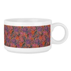 Golden yellow and pink flower all over print pattern.