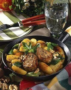Unser beliebtes Rezept für Röstkartoffel-Filet-Pfanne und mehr als 55.000 weitere kostenlose Rezepte auf LECKER.de.