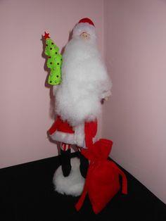 СИФСИРИЯ: Поделка в садик- Дед Мороз)