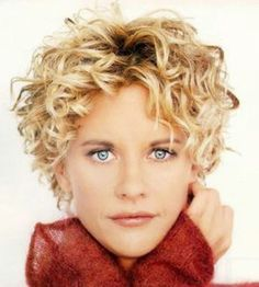 curly.haircuts   Short curly haircuts for older women   Hair and Tattoos