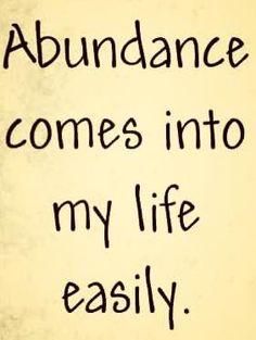 Abundance Abundance, Affirmations, Math, Math Resources, Positive Affirmations, Confirmation, Affirmation Quotes, Mathematics