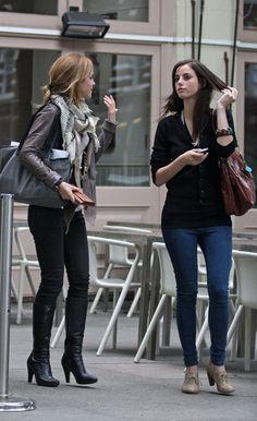 Street Style: Emma Watson Kaya  Most beautiful women of the UK
