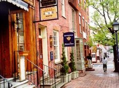 Old Town, Alexandria, VIrginia